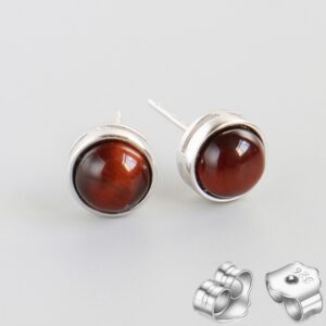 1.Red Tiger Eye