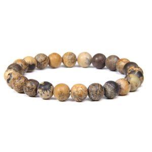 Leopard skin stone
