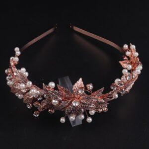 Rose gold Headband